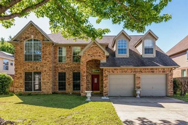 3337 Moss Creek Drive, Grapevine, TX 76051 (MLS #14570867) :: Frankie Arthur Real Estate