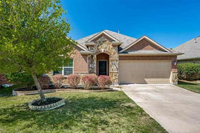 2012 Michelle Creek Drive, Little Elm, TX 75068 (MLS #14570882) :: Front Real Estate Co.