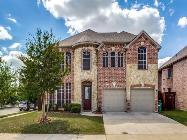 909 Tallahassee Drive, Denton, TX 76208 (MLS #14570885) :: The Kimberly Davis Group