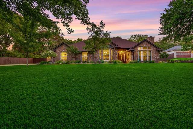 2625 Briar Patch Lane, Flower Mound, TX 75022 (MLS #14570889) :: The Kimberly Davis Group