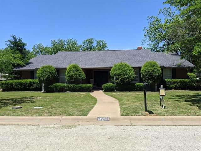 1421 Quail Run, Graham, TX 76450 (MLS #14570900) :: Craig Properties Group