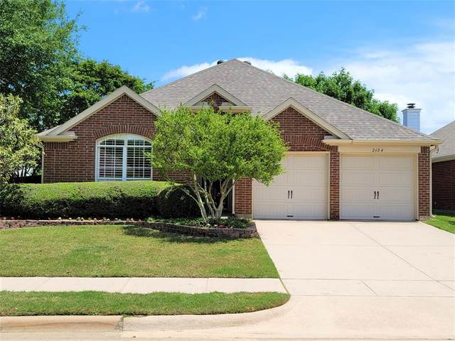 2604 Lonesome Oak Drive, Corinth, TX 76208 (#14570902) :: Homes By Lainie Real Estate Group