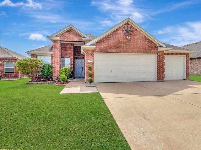 203 S Chestnut Street, Forney, TX 75126 (MLS #14570908) :: The Kimberly Davis Group