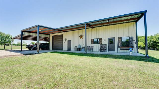 4121 Beach Road, Ennis, TX 75119 (MLS #14570930) :: All Cities USA Realty