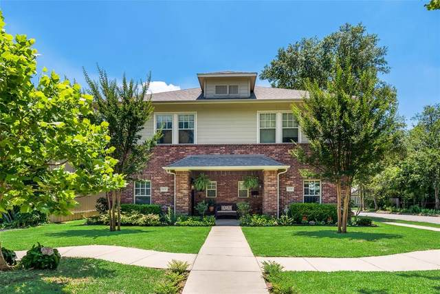 5037 Byers Avenue, Fort Worth, TX 76107 (MLS #14570937) :: The Good Home Team
