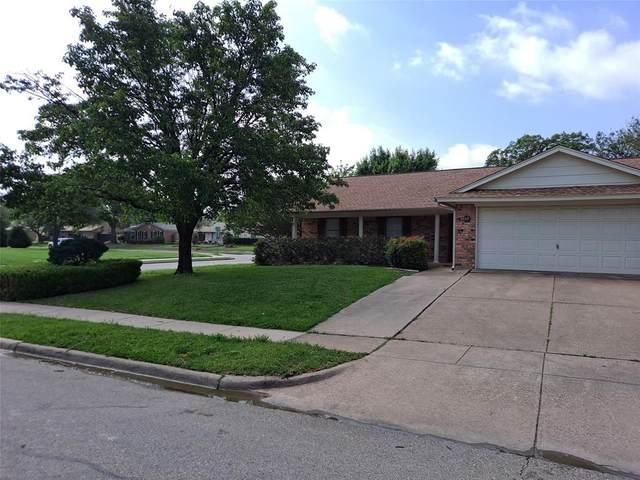 2032 Shenandoah Drive, Carrollton, TX 75007 (MLS #14570945) :: The Tierny Jordan Network