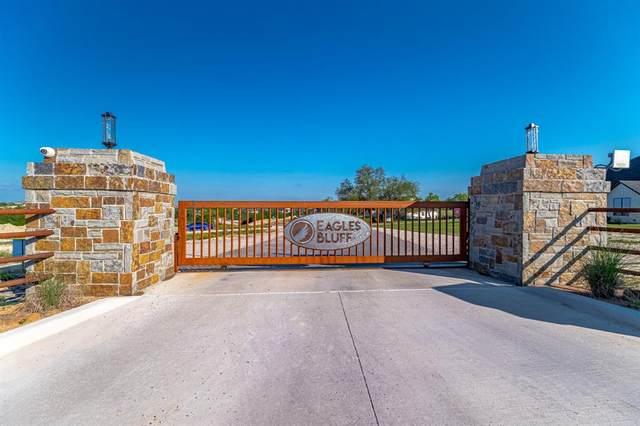 1005 Alicia Court, Weatherford, TX 76087 (MLS #14570949) :: VIVO Realty