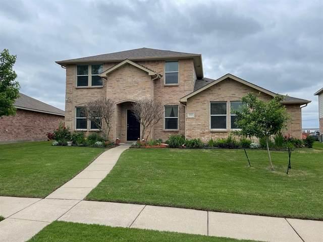 2913 Lake Terrace Drive, Wylie, TX 75098 (MLS #14570950) :: NewHomePrograms.com