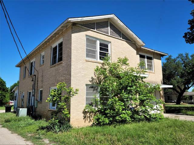 405 Lakeway Drive, Brownwood, TX 76801 (MLS #14570959) :: The Kimberly Davis Group