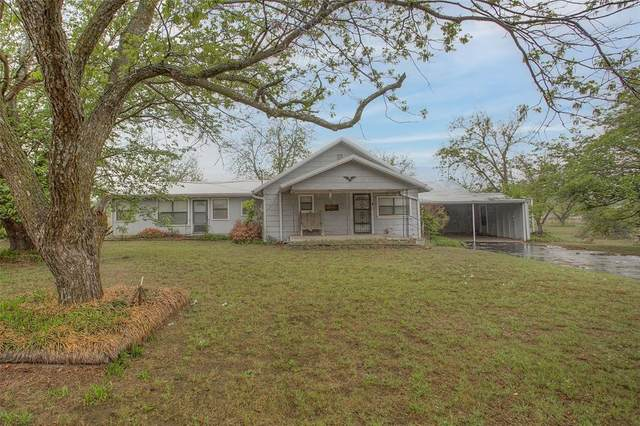 815 N Winkler Street, Gorman, TX 76454 (MLS #14570960) :: All Cities USA Realty
