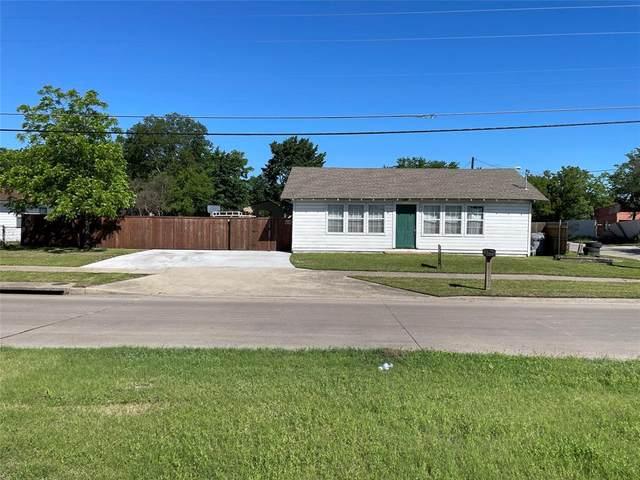 4903 Bernal Drive, Dallas, TX 75212 (MLS #14571008) :: Front Real Estate Co.