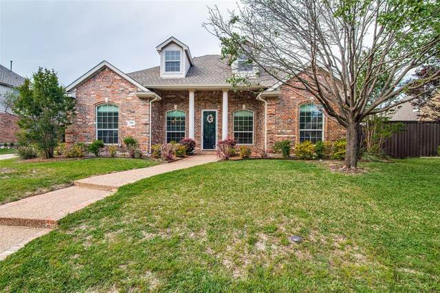 329 Shady Oaks Drive, Murphy, TX 75074 (MLS #14571011) :: All Cities USA Realty