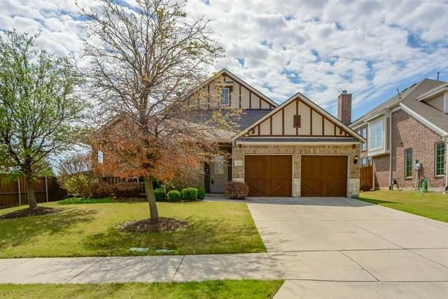 2663 Hannah Circle, Frisco, TX 75033 (MLS #14571013) :: Wood Real Estate Group