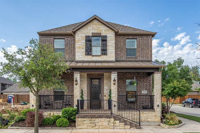 2241 6th Avenue, Flower Mound, TX 75028 (MLS #14571020) :: Team Tiller