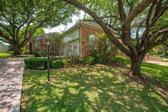 1700 Crockett Circle, Irving, TX 75038 (MLS #14571024) :: Team Hodnett