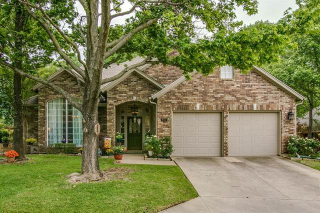 809 Rolling View Court, Highland Village, TX 75077 (MLS #14571033) :: Team Tiller