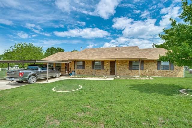 217 Hillcrest Circle, Gordonville, TX 76245 (MLS #14571045) :: The Kimberly Davis Group