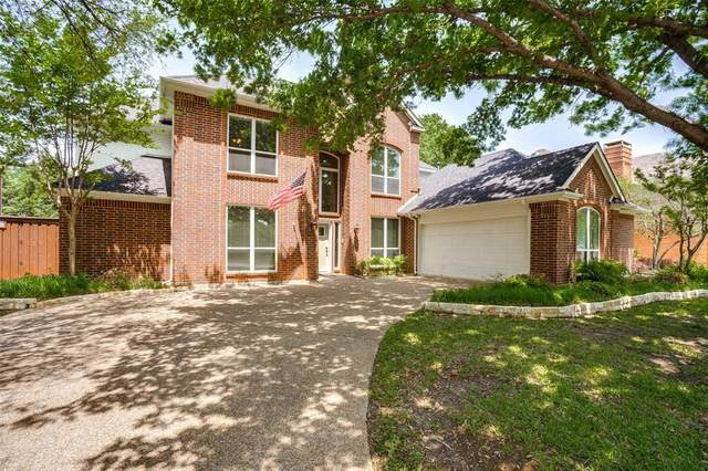 4529 Bentley Drive, Plano, TX 75093 (MLS #14571055) :: All Cities USA Realty