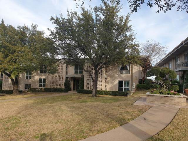 2303 Ridgmar Plaza #25, Fort Worth, TX 76116 (MLS #14571058) :: RE/MAX Pinnacle Group REALTORS