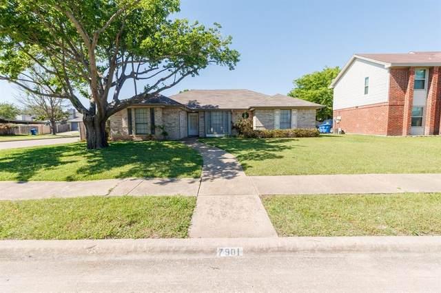 7901 Cornell Drive, Rowlett, TX 75088 (MLS #14571066) :: All Cities USA Realty