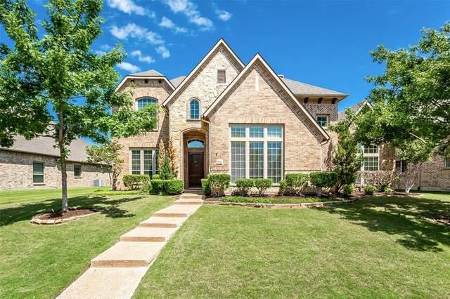 916 Lairds Lane, Allen, TX 75013 (MLS #14571073) :: Frankie Arthur Real Estate