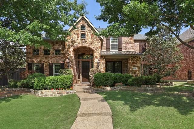 8326 Hamilton Lane, Frisco, TX 75036 (MLS #14571074) :: Jones-Papadopoulos & Co