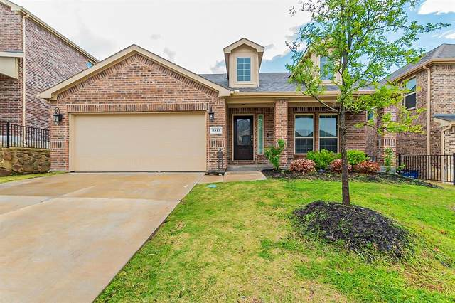 3813 Bastrop Street, Melissa, TX 75454 (MLS #14571077) :: Wood Real Estate Group