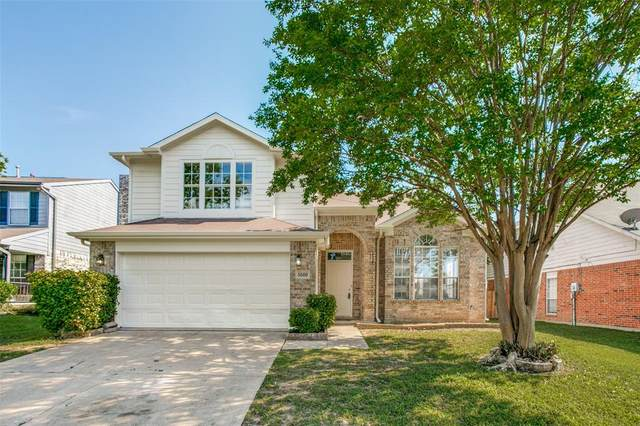 5500 Big Bend Drive, Fort Worth, TX 76137 (#14571091) :: Homes By Lainie Real Estate Group