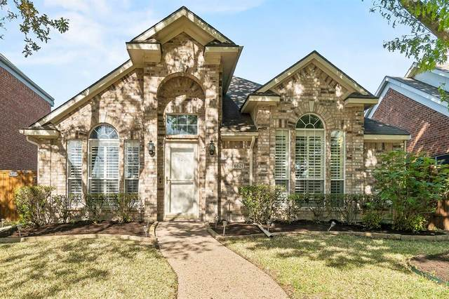 6821 Saddletree Trail, Plano, TX 75023 (MLS #14571094) :: Real Estate By Design