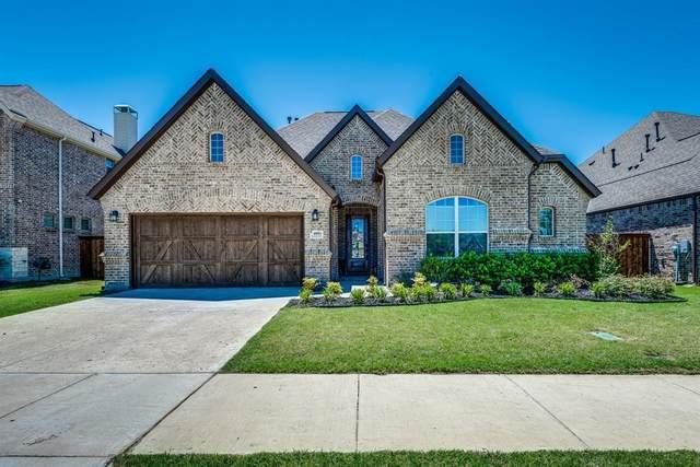 4881 Lockwood Drive, Prosper, TX 75078 (MLS #14571099) :: Jones-Papadopoulos & Co