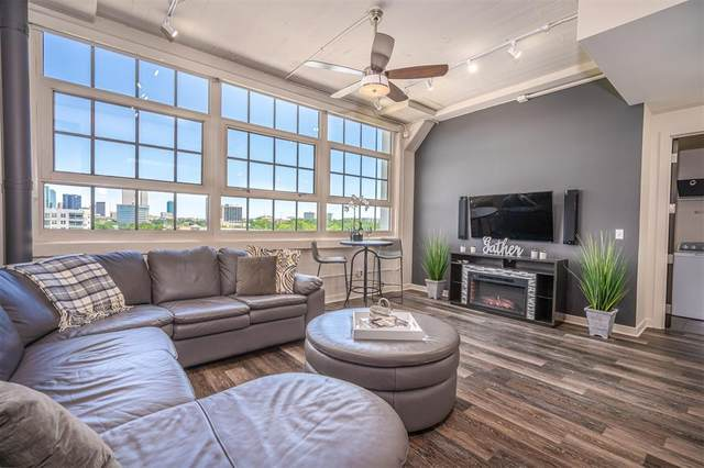 2600 W 7th Street #2454, Fort Worth, TX 76107 (MLS #14571124) :: All Cities USA Realty