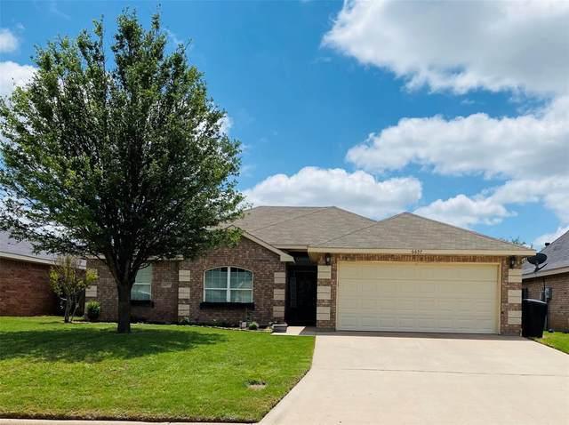 6657 Picadilly Street, Abilene, TX 79606 (MLS #14571132) :: The Kimberly Davis Group