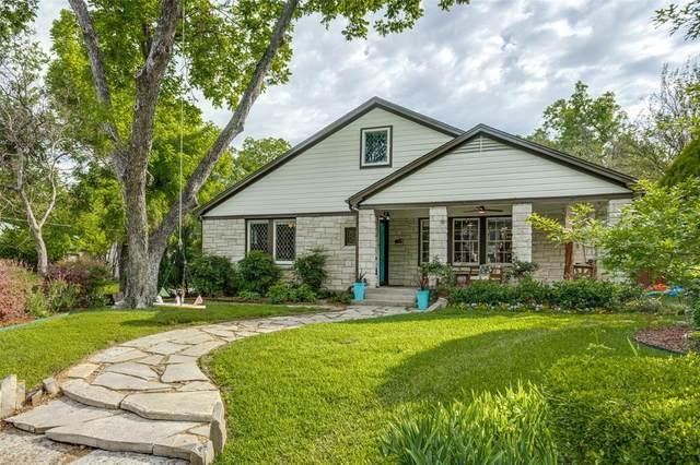 602 Cordova Street, Dallas, TX 75223 (MLS #14571135) :: All Cities USA Realty