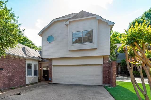 3418 Forest Hills Circle, Garland, TX 75044 (MLS #14571153) :: The Kimberly Davis Group