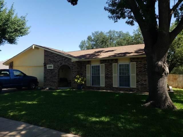 2900 Woodlark Drive, Fort Worth, TX 76123 (MLS #14571170) :: The Kimberly Davis Group
