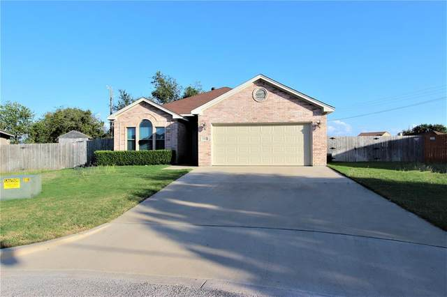 1802 Sandpiper Drive, Weatherford, TX 76088 (MLS #14571179) :: Robbins Real Estate Group