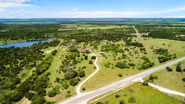 481 Fm 52, Graford, TX 76449 (MLS #14571189) :: EXIT Realty Elite