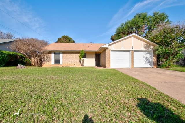 2310 Corsicana Avenue, Abilene, TX 79606 (MLS #14571194) :: Wood Real Estate Group