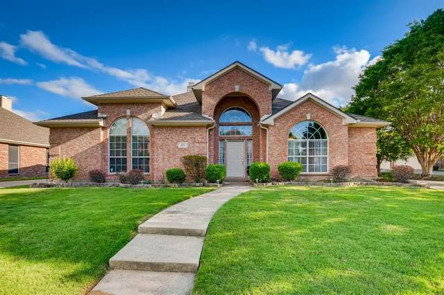 122 Post Crest Drive, Murphy, TX 75094 (MLS #14571211) :: All Cities USA Realty