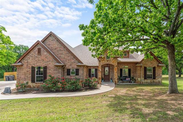 159 Foxpointe Circle, Weatherford, TX 76087 (#14571219) :: Homes By Lainie Real Estate Group