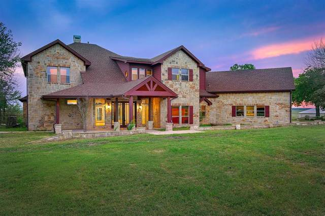 4360 S Fm 148, Kaufman, TX 75142 (#14571228) :: Homes By Lainie Real Estate Group