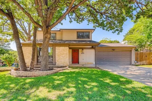 4307 N Lordsburg Court, Arlington, TX 76017 (MLS #14571241) :: All Cities USA Realty