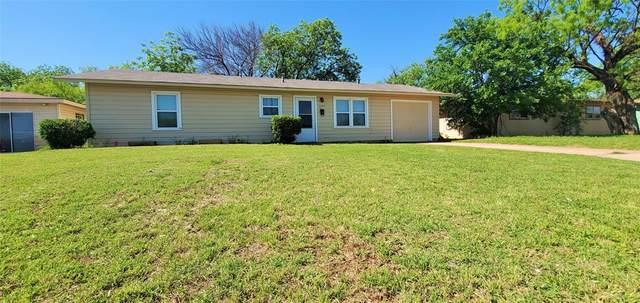 3257 Vogel Street, Abilene, TX 79603 (MLS #14571243) :: Team Hodnett