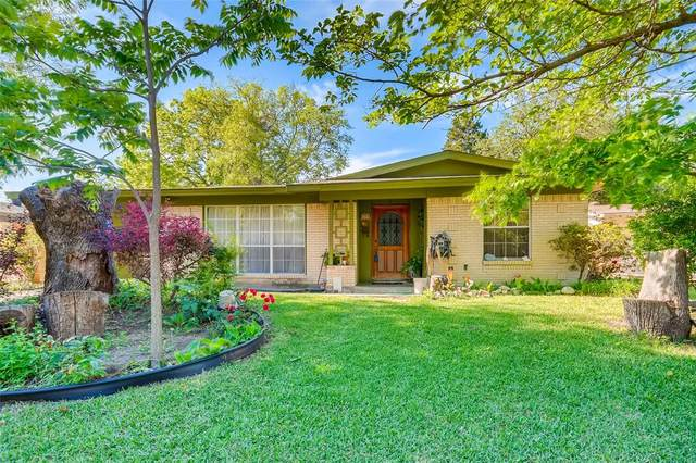 2519 Highwood Drive, Dallas, TX 75228 (MLS #14571245) :: All Cities USA Realty