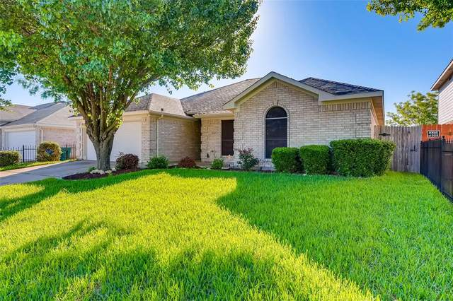 8545 Miami Springs Drive, Fort Worth, TX 76123 (MLS #14571253) :: EXIT Realty Elite