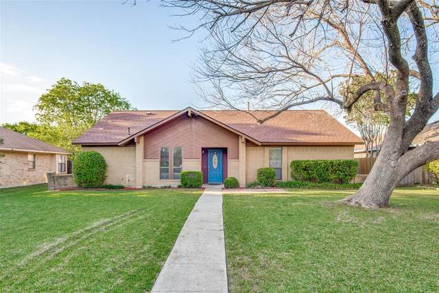 1853 Tucson Drive, Lewisville, TX 75077 (MLS #14571265) :: The Kimberly Davis Group