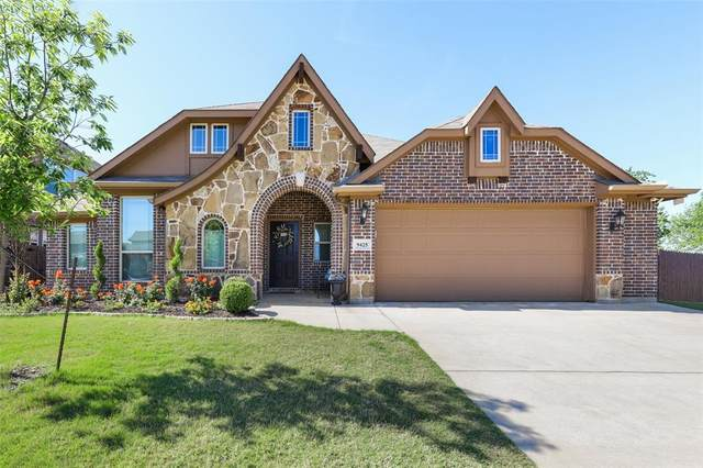9425 Windsor Drive, Little Elm, TX 75068 (MLS #14571270) :: Team Tiller