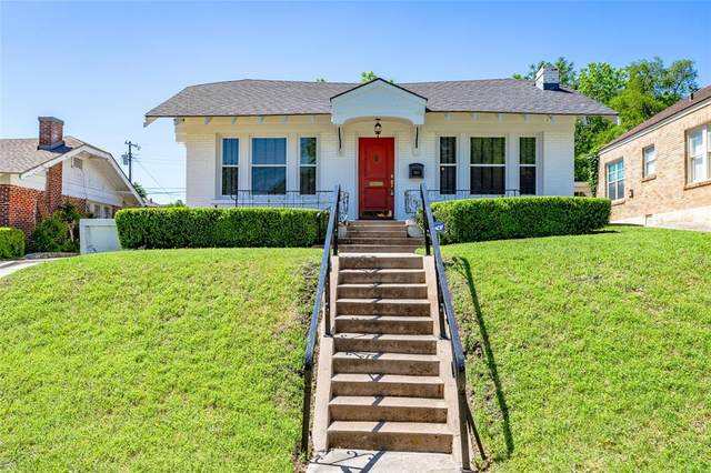 3617 Watonga Street, Fort Worth, TX 76107 (MLS #14571279) :: Team Hodnett