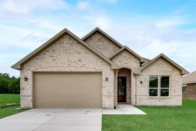 907 S Mulberry Street, Ennis, TX 75119 (MLS #14571330) :: The Kimberly Davis Group