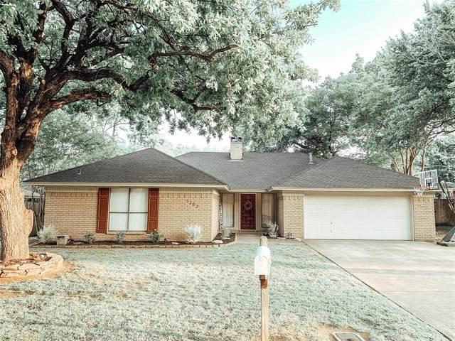 5702 Sagebrush Trail, Arlington, TX 76017 (MLS #14571333) :: Wood Real Estate Group